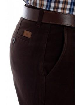 Pantalón algodón kiron azul- marino talla 42