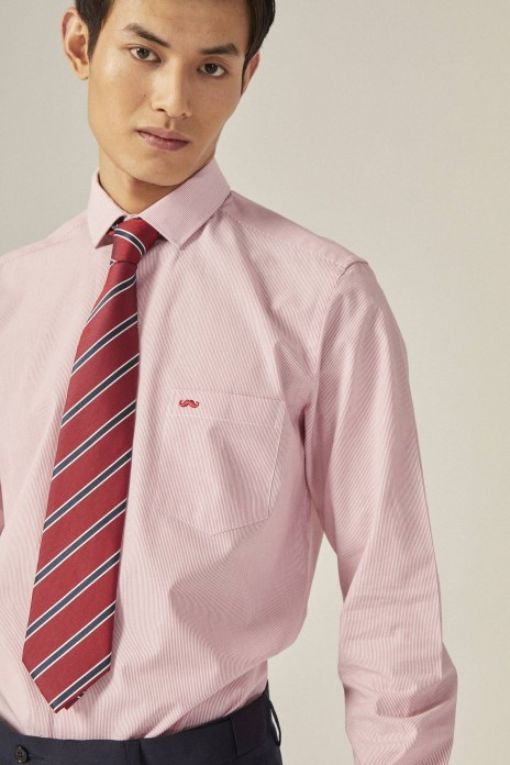 CAMISA MULTIRAYA - RED