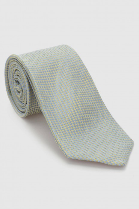 CORBATA FALSO LISO - GREEN