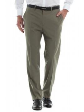 Pantalón vestir lana verde talla 40