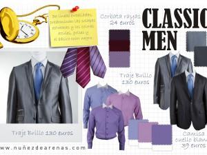 Colección Classic men