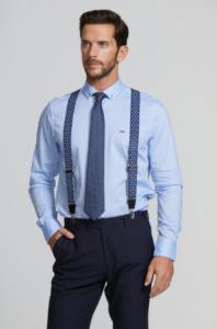 TIRANTES HOMBRE corbata