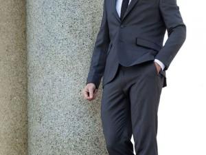 Como combinar corbata con camisa y traje