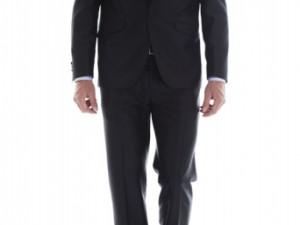 La solapa del traje