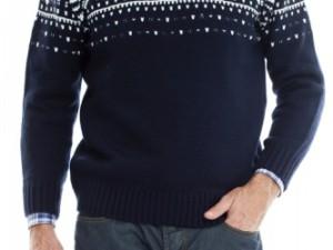 Moda Otoño: El jersey con cenefas