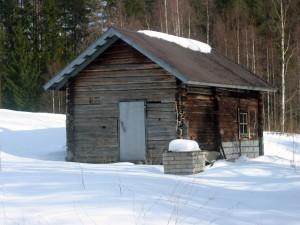 sauna nieva invierno nuñez de arenas