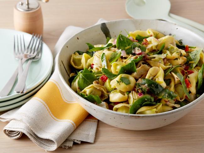 ensalada pasta salad cocina