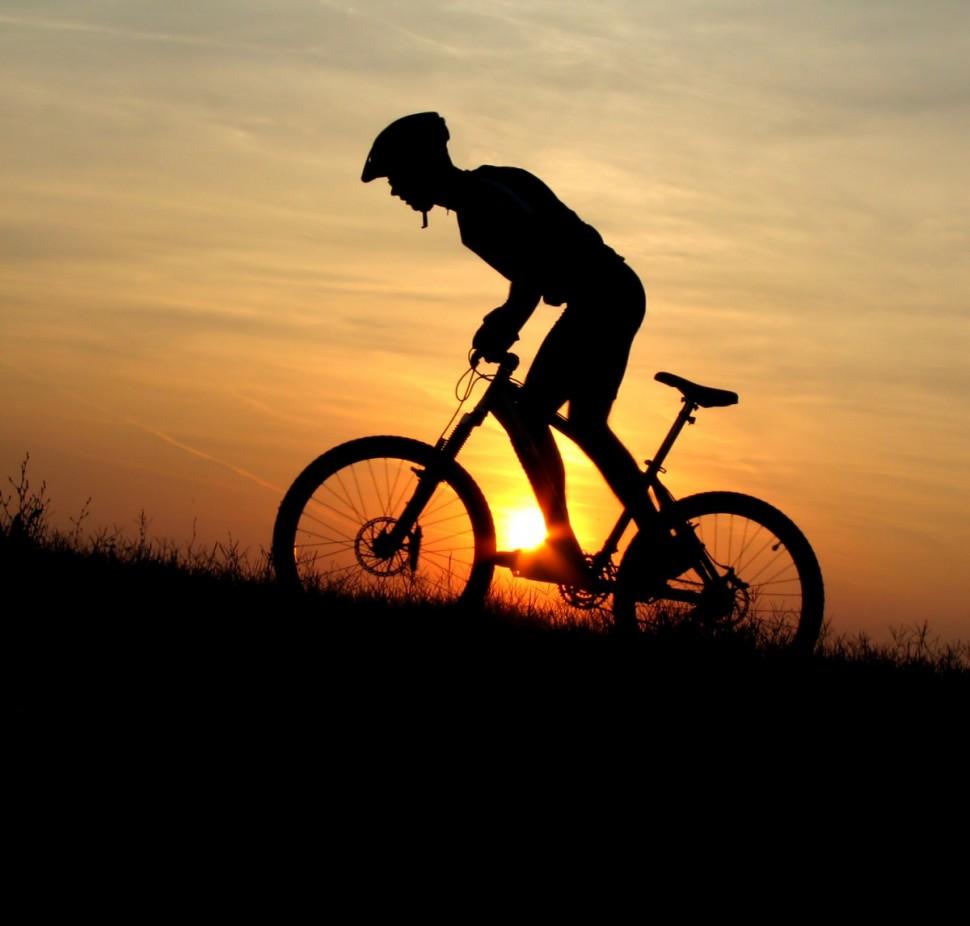 bicicleta montaña deporte
