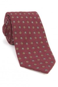 como elegir corbata lana