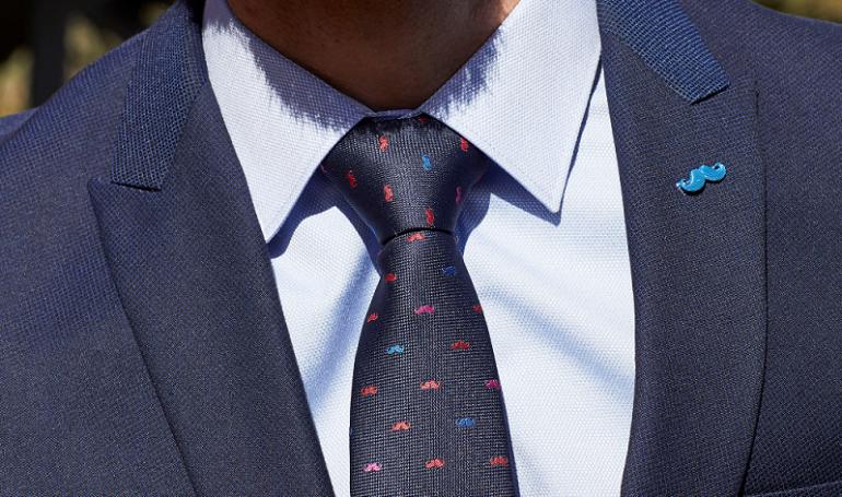 como elegir corbata portada