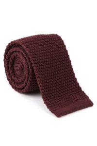 como elegir corbata punto