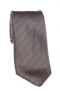 como elegir corbata rayas