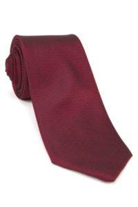 como elegir corbata seda