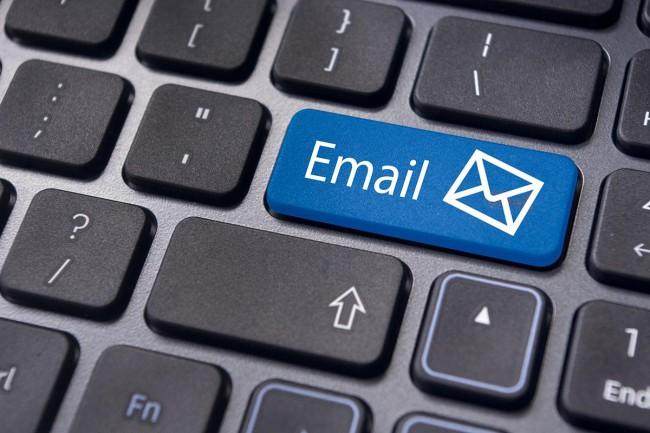 enviar email de trabajo