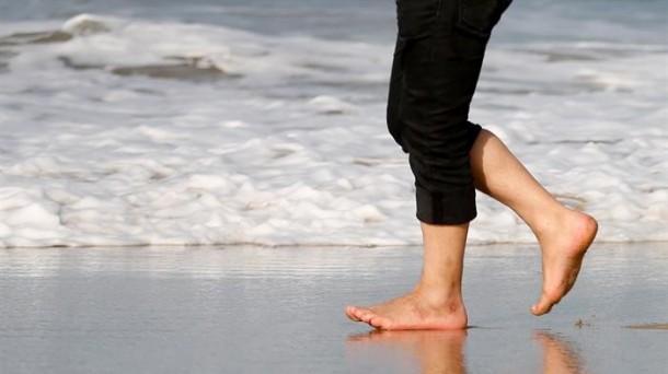 playa invierno entretiempo