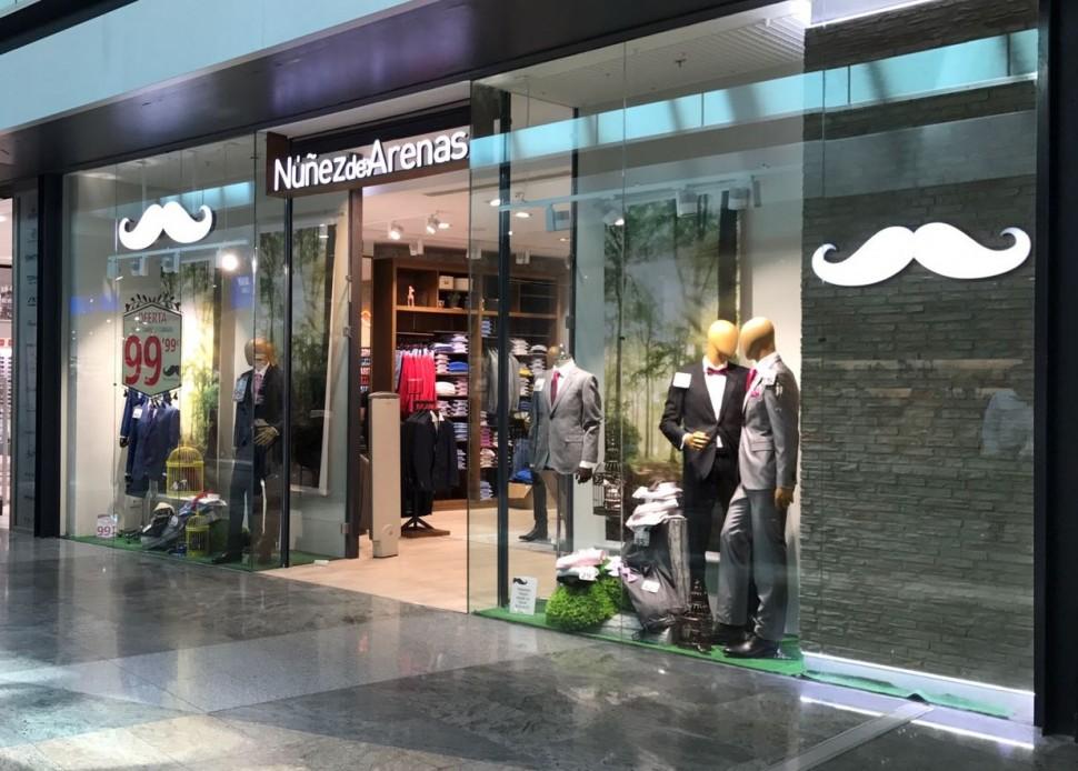 Nueva tienda Centro Comercial Plenilunio Nuñez de Arenas