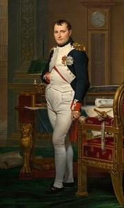 napoleon pantalones francia
