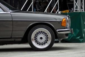 coche clásico merccedes