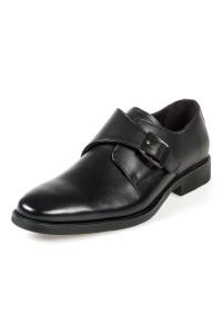 hombre vestir evento noche zapato hebilla