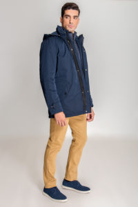 abrigo parka chaqueton 1