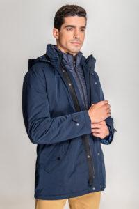 black friday abrigo hombre