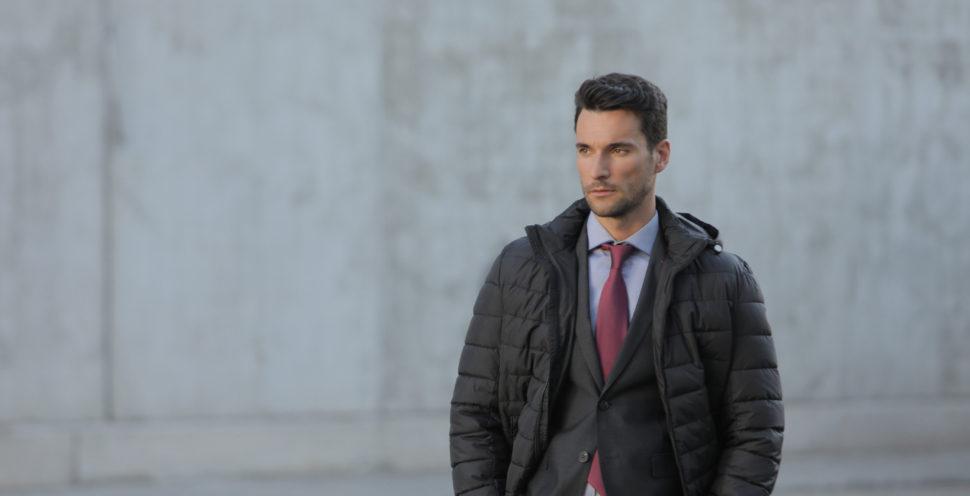 abrigo parka chaqueton destacada