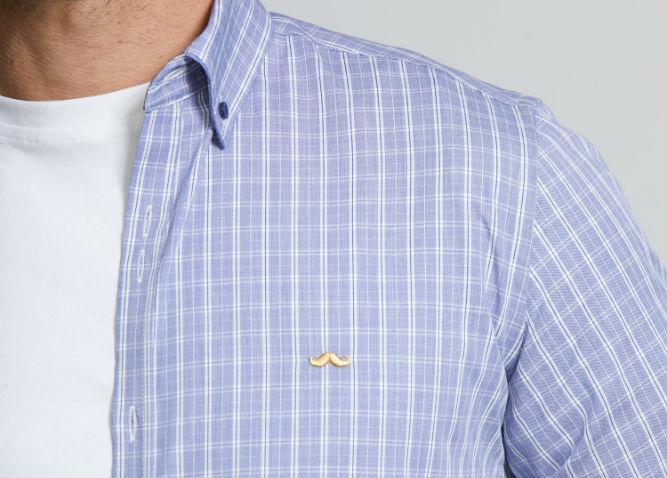 combinar camisa cuadros hombre header