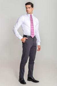 look navidad corbata