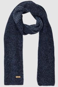 rebajas invierno bufanda azul