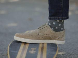 Viste por los pies: los calcetines marcan la diferencia