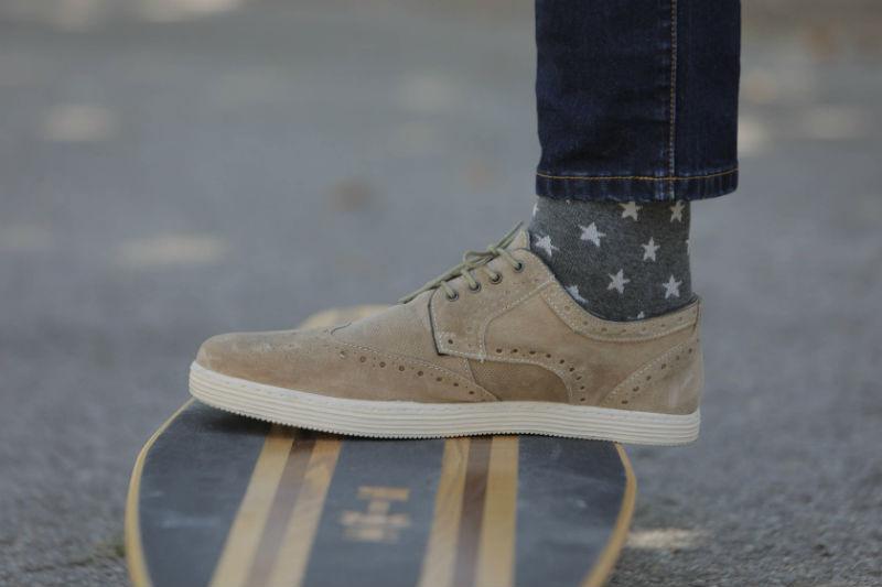 como elegir calcetines hombre estrellas